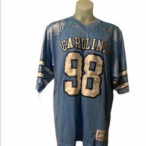 NIKE Carolina Taylor Blue Jersey Number 98 XXL